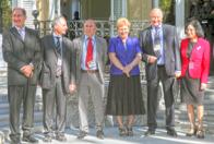 Conferencia Internacional de Paz.Donostia