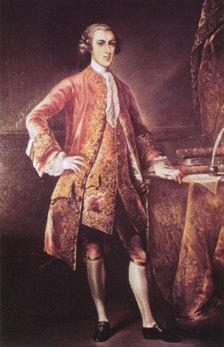Frederick Calvert, 6th Baltimore.